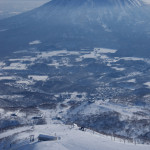 Glorious day in Niseko!