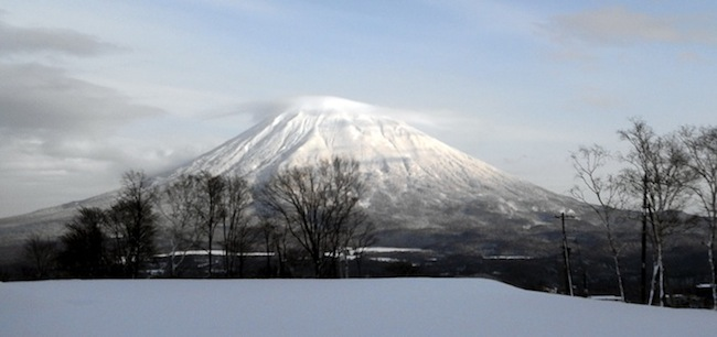 Yotei early snow 2012